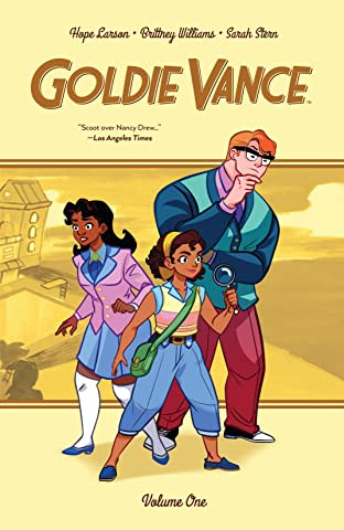 Goldie Vance Tome 1
