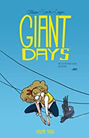 Giant Days Tome 3