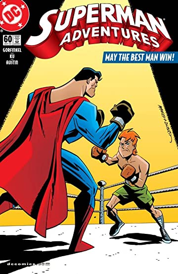 Superman Adventures (1996-2002) #60