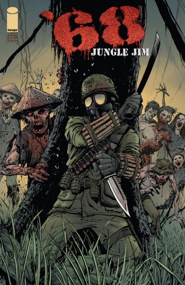 '68 (Sixty-Eight): Jungle Jim #3 (of 4)