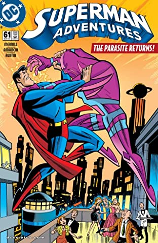 Superman Adventures (1996-2002) #61
