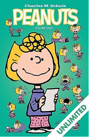 Peanuts Vol. 8