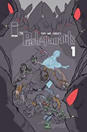 The Perhapanauts #1