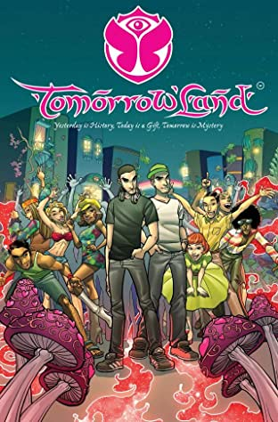TomorrowLand #2 (of 4)