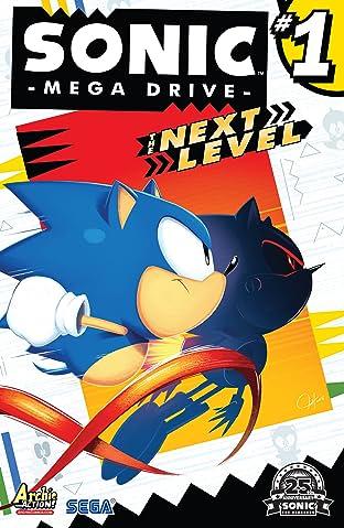 Sonic Mega Drive: Next Level #1