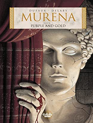 Murena Tome 1: Purple and Gold