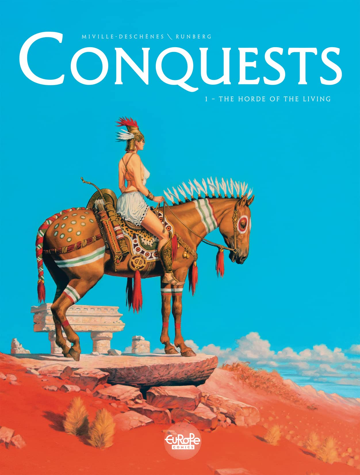 Conquests Vol. 1: The Horde of the Living