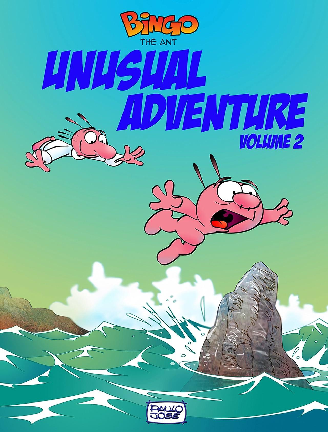 Unusual Adventure #2