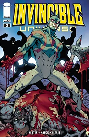 Invincible Universe No.3