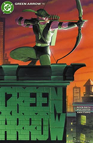 Green Arrow (2001-2007) #11