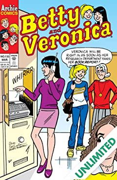 Betty & Veronica #133