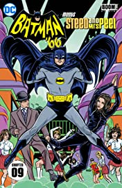 Batman '66 Meets Steed and Mrs Peel (2016) #9