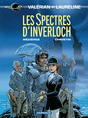 Valérian Tome 11: Les Spectres d'Inverloch