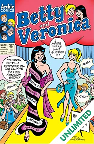 Betty & Veronica #134