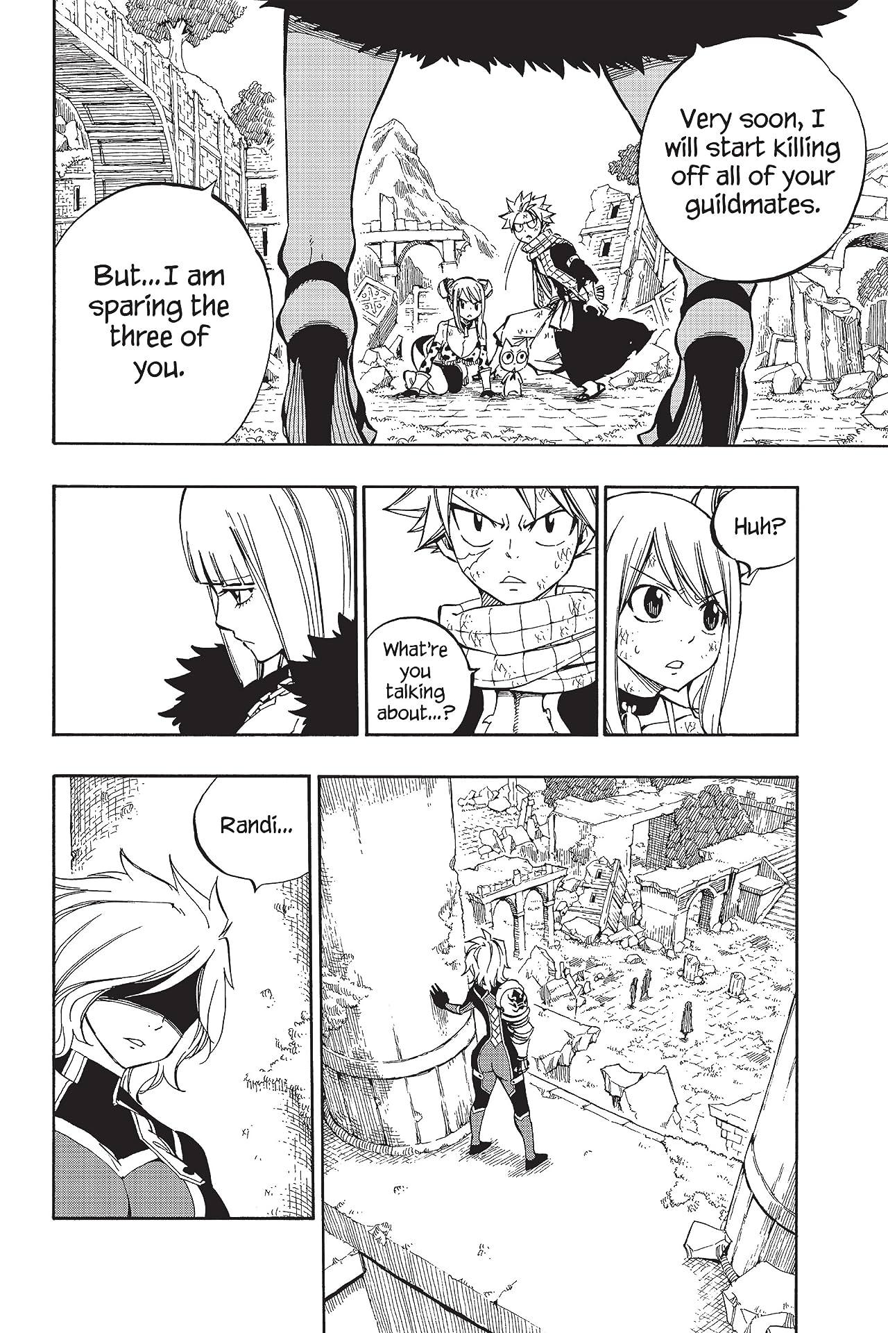 Fairy Tail #500
