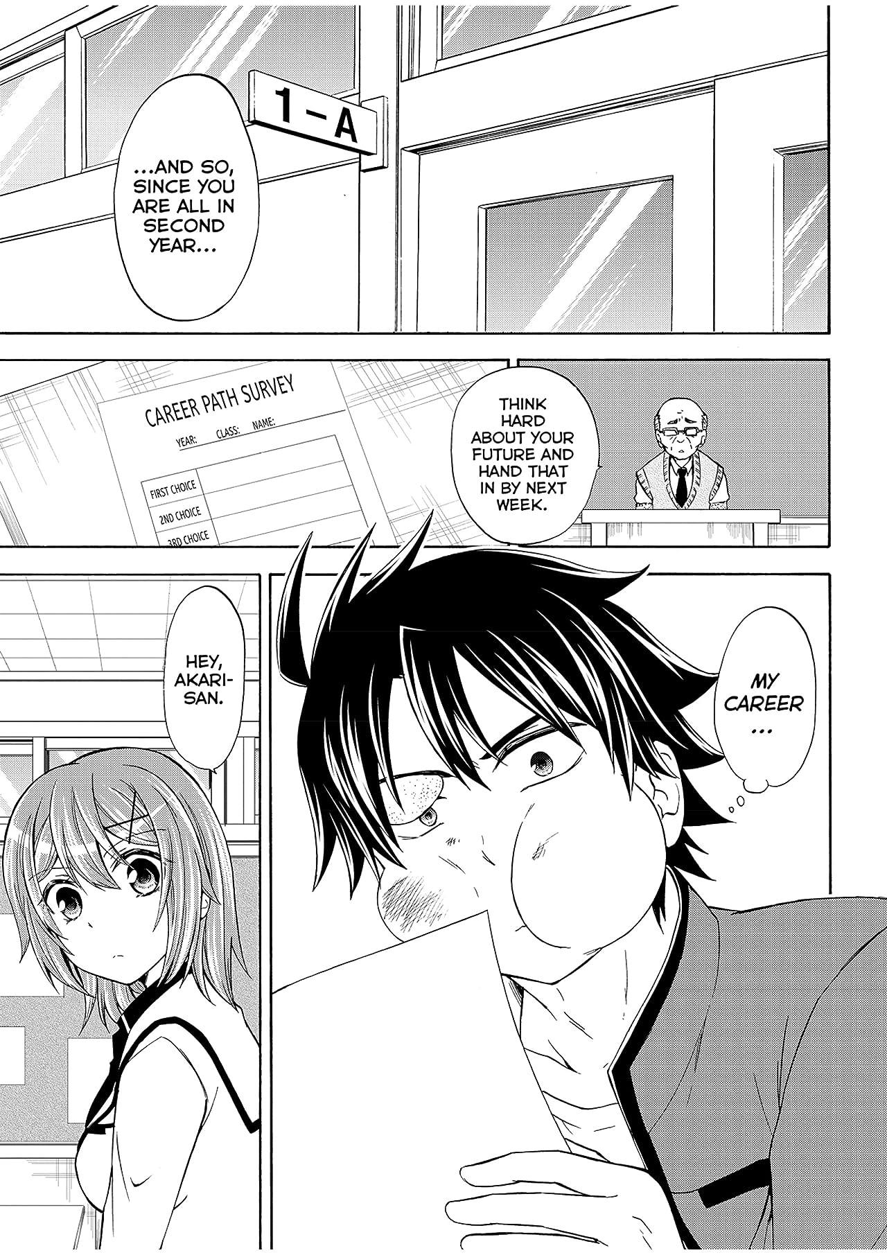 Maga-Tsuki #61