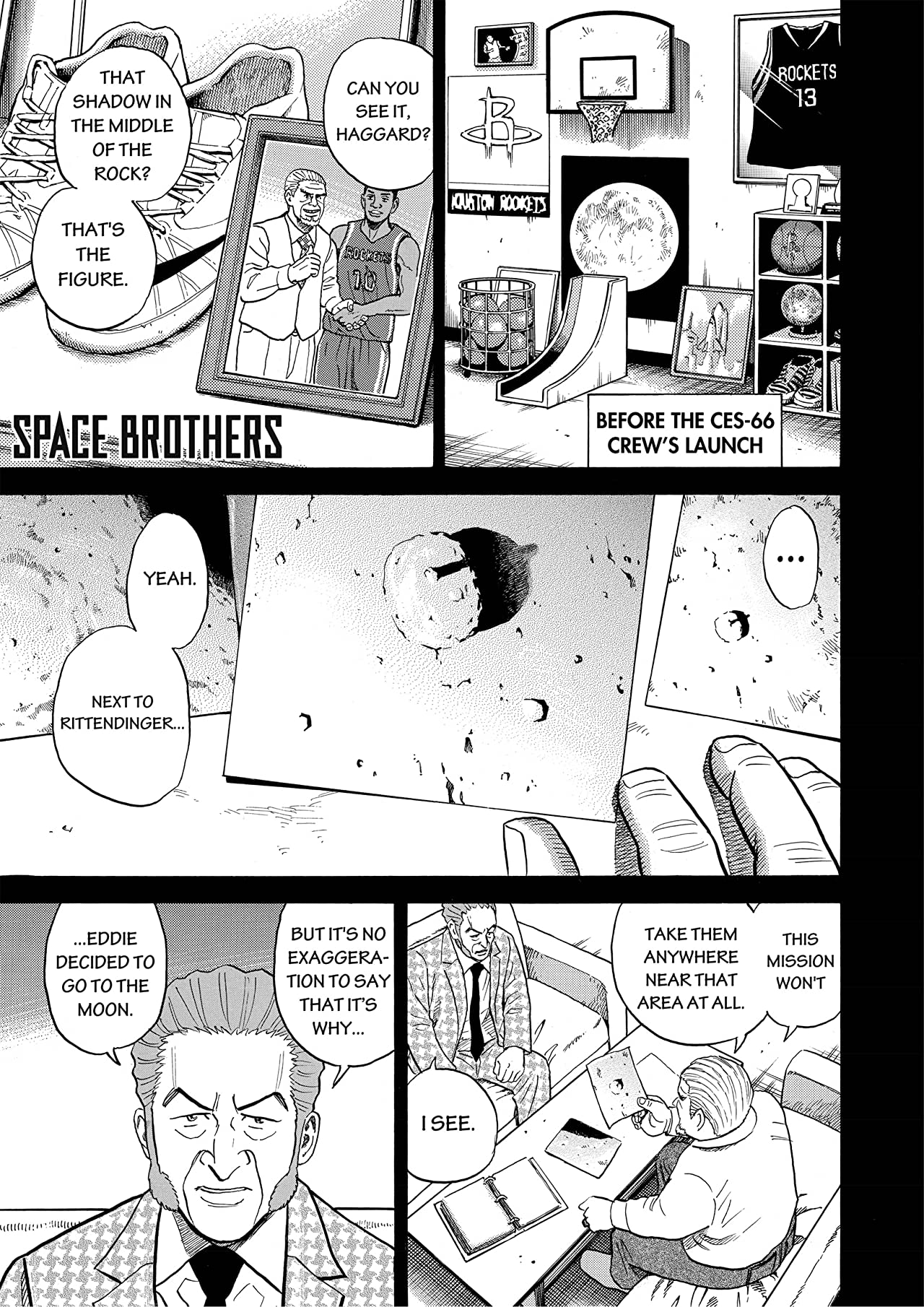 Space Brothers #281