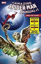Amazing Spider-Man (2015-2018) Annual #1
