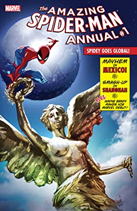 Amazing Spider-Man (2015-2018) Annual No.1