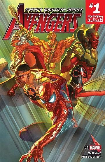 Avengers (2016-2018) #1