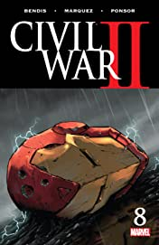 Civil War II (2016) No.8 (sur 8)