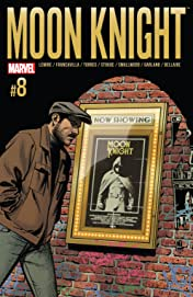 Moon Knight (2016-2017) #8