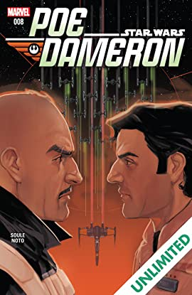 Star Wars: Poe Dameron (2016-2018) #8