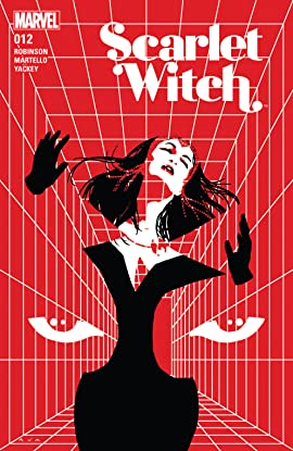Scarlet Witch (2015-2017) #12