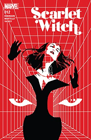 Scarlet Witch (2015-2017) #12