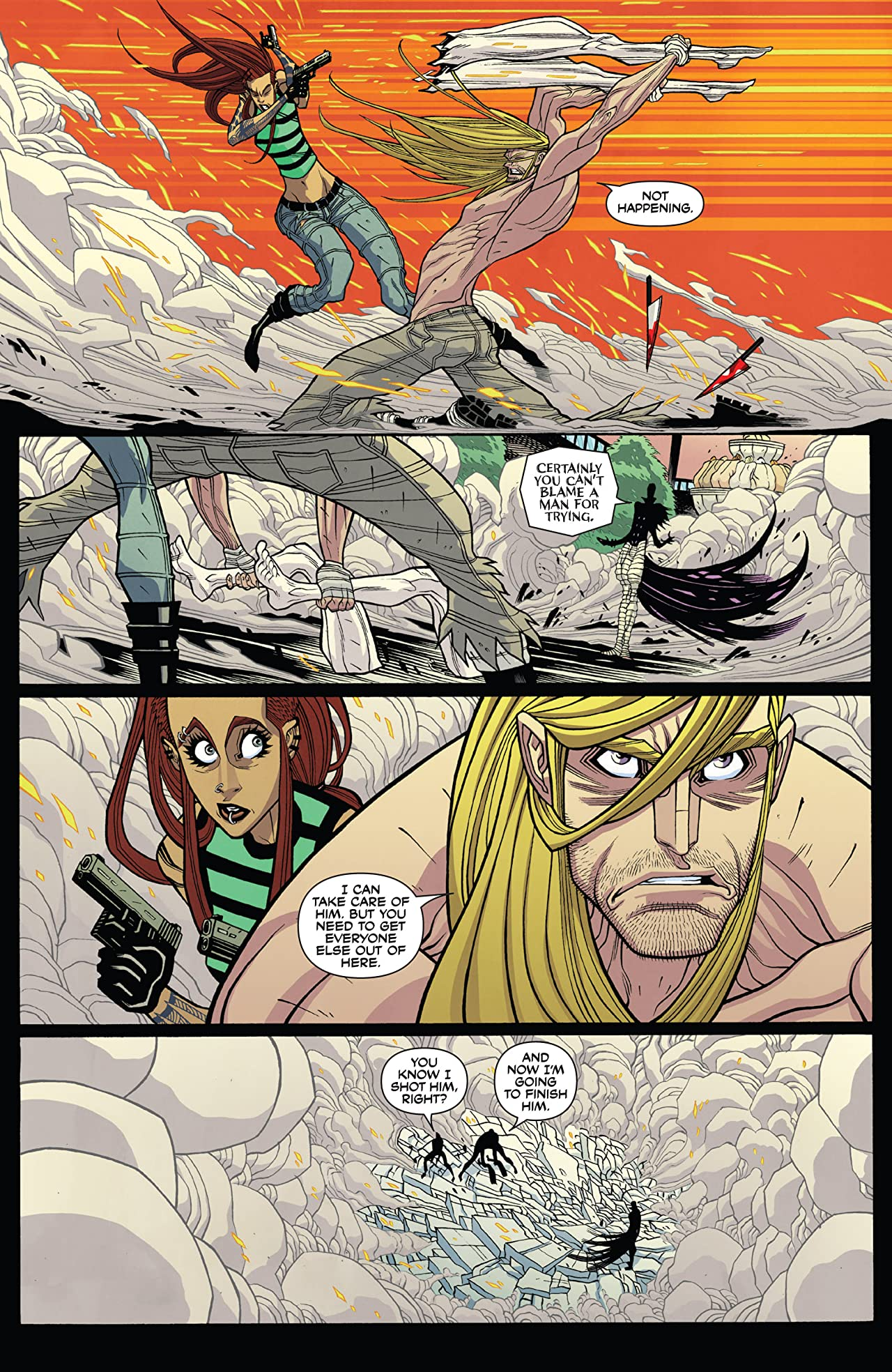 The Legend of Luther Strode #6 (of 6)