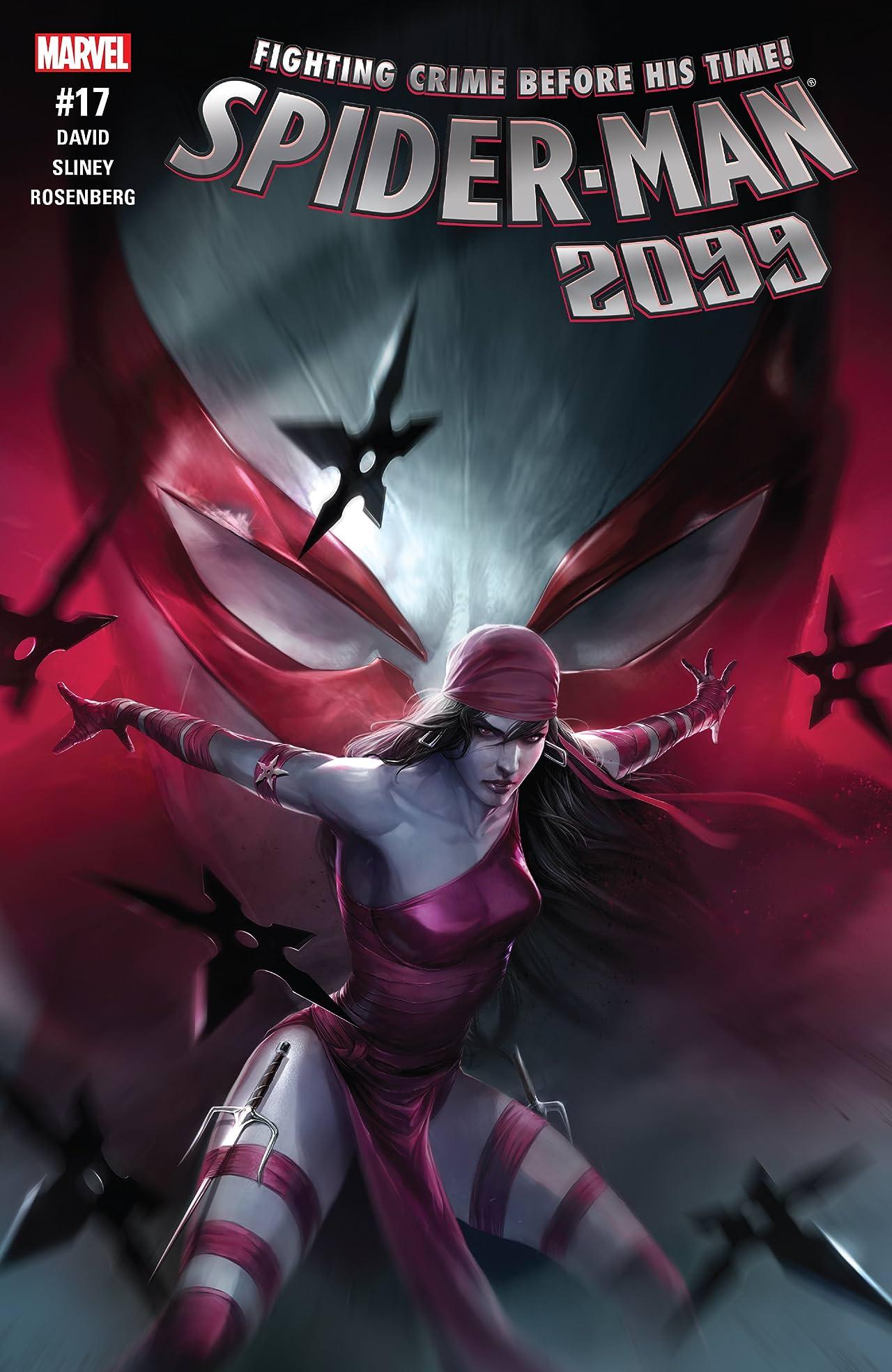 Spider-Man 2099 (2015-2017) #17