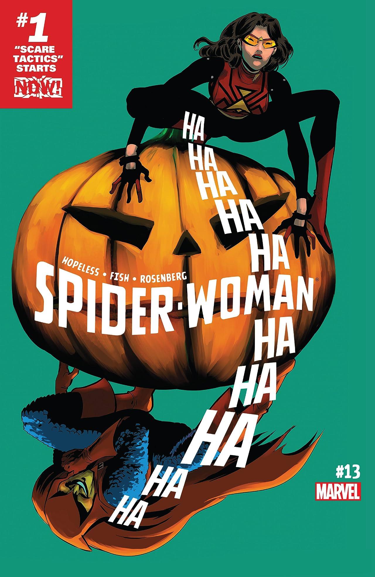 Spider-Woman (2015-2017) #13