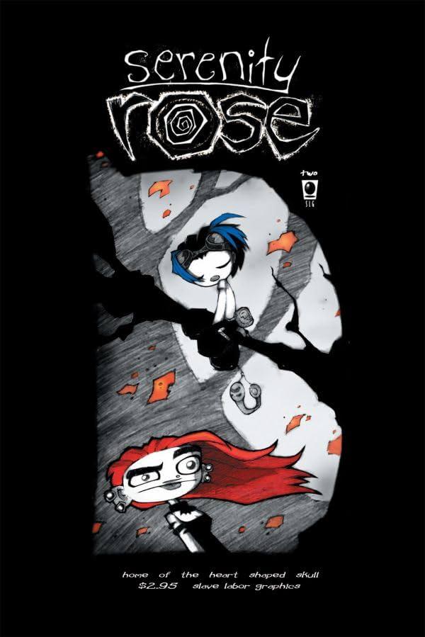 Serenity Rose #2