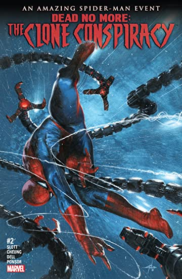 The Clone Conspiracy (2016-2017) #2 (of 5)