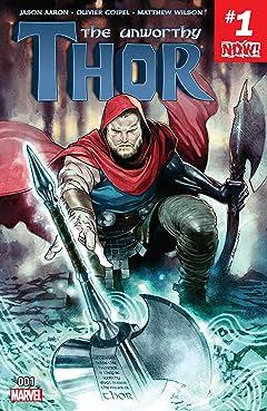 The Unworthy Thor (2016-2017) #1