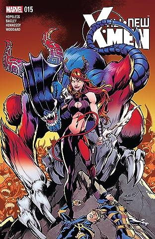 All-New X-Men (2015-2017) No.15