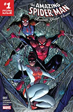 Amazing Spider-Man: Renew Your Vows (2016-2018) No.1