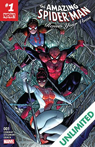 Amazing Spider-Man: Renew Your Vows (2016-) #1