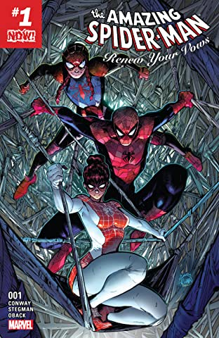 Amazing Spider-Man: Renew Your Vows (2016-) No.1
