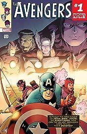 Avengers (2016-2018) #1.1