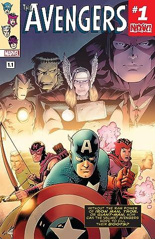 Avengers (2016-2018) No.1.1