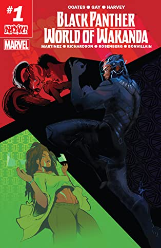 Black Panther: World of Wakanda (2016-2017) #1