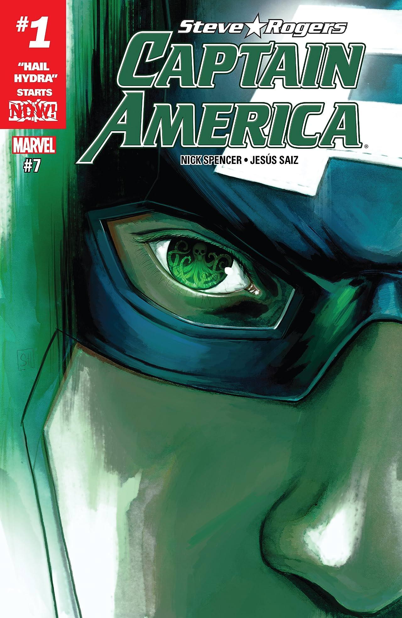 Captain America: Steve Rogers (2016-2017) #7