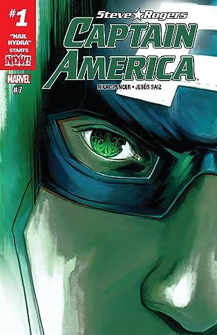Captain America: Steve Rogers (2016-) #7