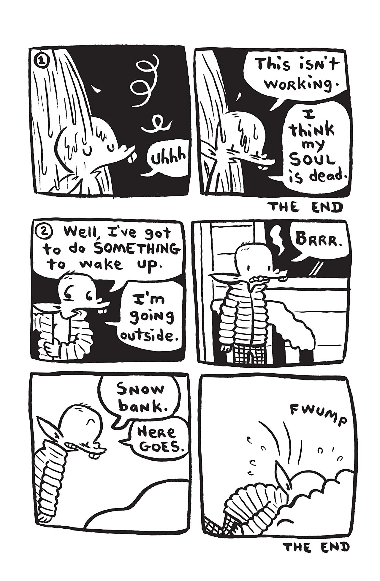 Alternative Comics No.4