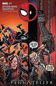 Spider-Man/Deadpool (2016-2019) #11