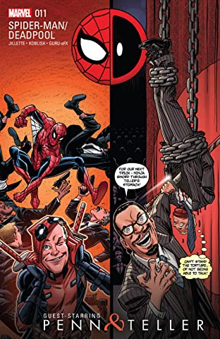 Spider-Man/Deadpool (2016-2019) #11