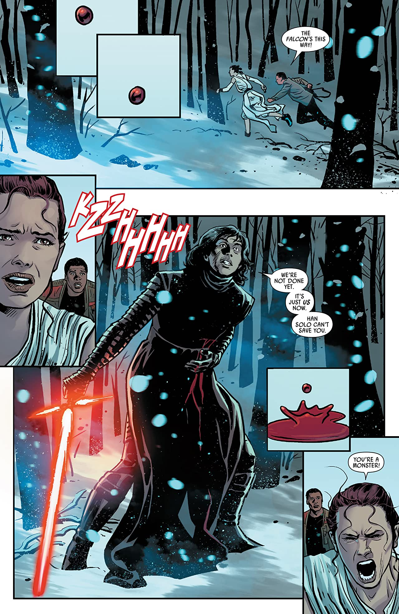 Star Wars: The Force Awakens Adaptation #6 (of 6)