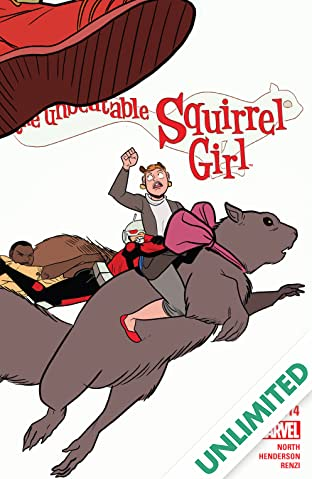 The Unbeatable Squirrel Girl (2015-) #14