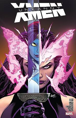 Uncanny X-Men (2016-2017) #15